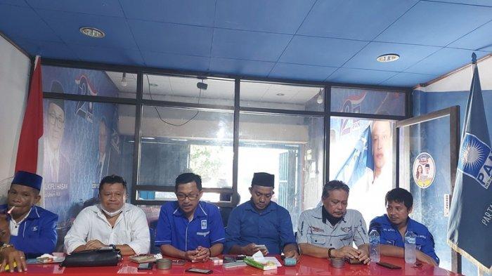 Calon Wakil Wali Kota Bitung Ini Pimpin PAN Bitung untuk Periode Kedua