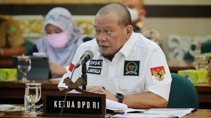 Ketua DPD RI LaNyalla Matalitti Optimis Vaksin Nusantara Mampu Atasi Pandemi Covid-19