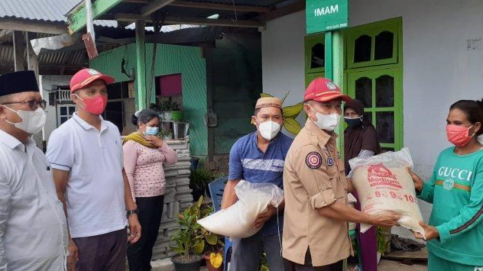 Desa Linawan Bolsel, Mendapatkan Puluhan Bantuan Sosial Tunai