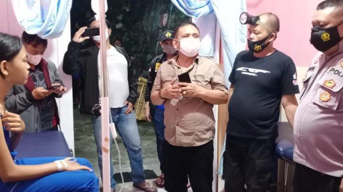 Ketua DPRD Sitaro Apresiasi Kerja Keras Tenaga Kesehatan