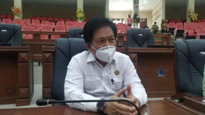 Ketua DPRD Sulut Singgung Pabrik Es, Sampaikan Pokok Pikiran DPRD di Musrenbang RPJMD
