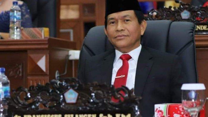 Profil Andi Silangen, Anak Pulau Penjual Es Lilin yang Kini Ketua DPRD Sulawesi Utara