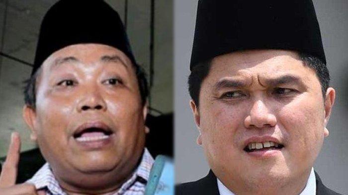 Arief Poyuono Sindir Habis Erick Thohir, Dukung Ari Askhara: Erick Rusak Citra BUMN dan Jokowi
