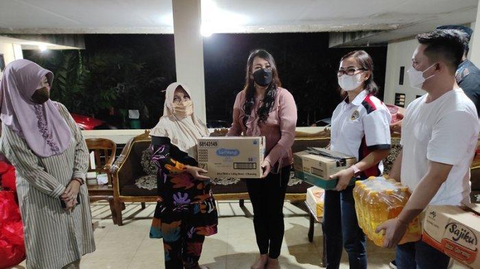 Ketua INNS Sulut, dr Kartika Devi Tanos MARS dan jajaran beranjangsana