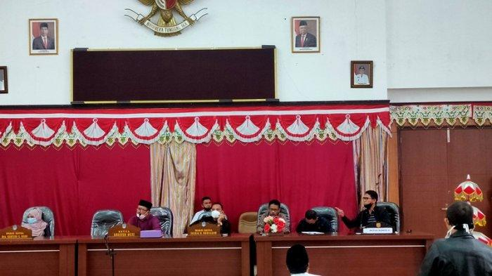 Zulkarnain Kamaru Tegaskan DPRD Tak Ada Wewenang Hentikan Izin Tambang