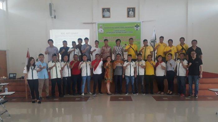 KKM Pemuda Katolik Komda Sulut, Lexi Mantiri: Kader Harus Militan dan Tanggap