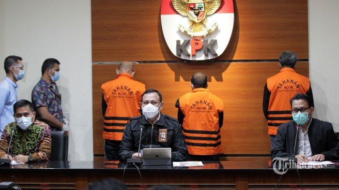 KRONOLOGI LENGKAP OTT Gubernur Sulsel Nurdin Abdullah, Diamankan di 3 Lokasi Berbeda