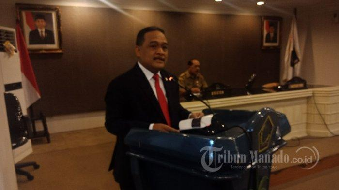 Datang Berkunjung di Sulawesi Utara, DPD RI Bahas UU Daerah Kepulauan