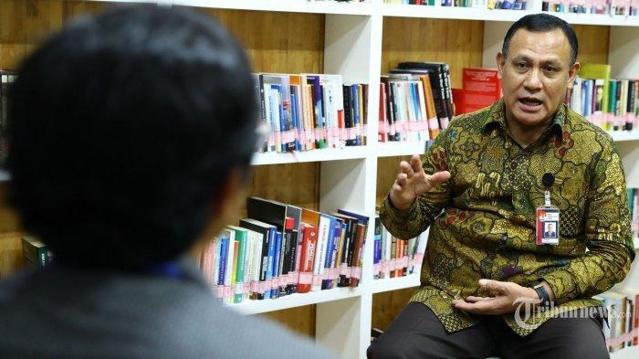 Dilaporkan Bergaya Hidup Mewah, Ketua KPK Firli Bahuri Jalani Sidang Etik. Intip Besaran Gajinya