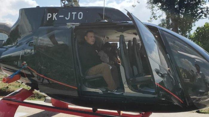 Penjelasan Pimpinan KPK soal Firli Naik Helikopter Swasta: Demi Efisiensi Waktu