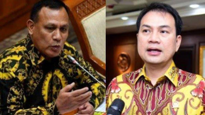 Azis Syamsuddin Dicekal KPK, Tak Bisa Kemanapun Selama Berbulan-bulan
