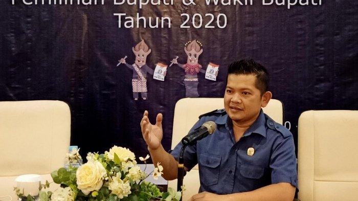 Ketua KPU Boltim Jamal Rahman