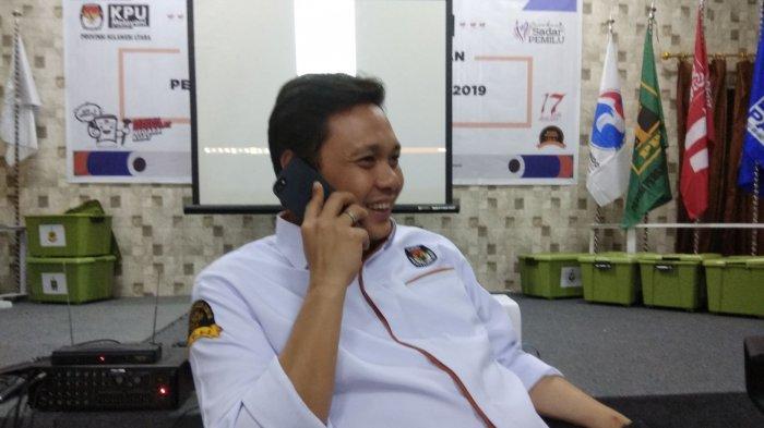 Pelantikan Bupati Talaud Terpilih E2L Ditunda, KPU : Tugas KPU Sudah Selesai