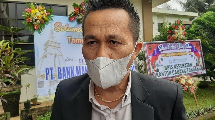 Harryanto Lasut, Ketua KPU Tomohon