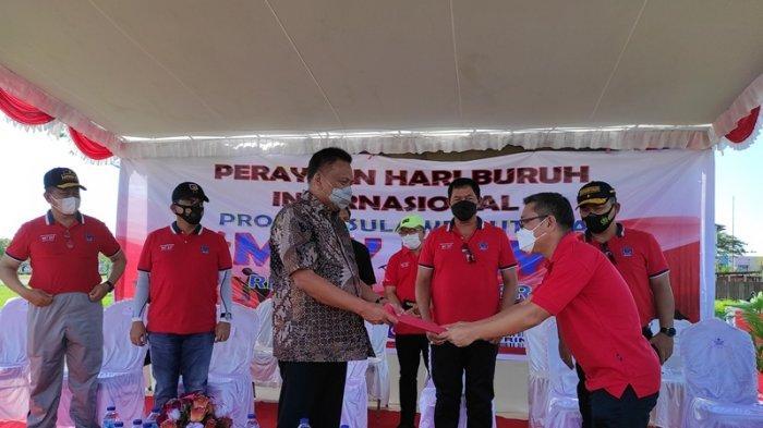 Mayday di Manado, ini Tuntutan Buruh ke Pemprov Sulut