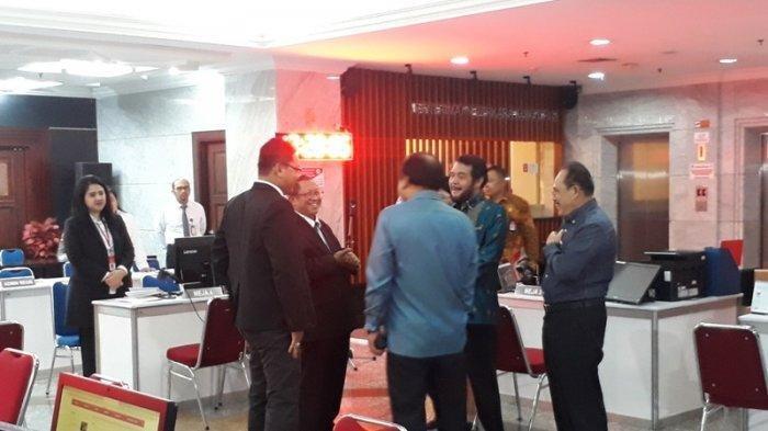 Ketua MK Anwar Usman Nyatakan Siap Tangani Gugatan PHPU 2019.