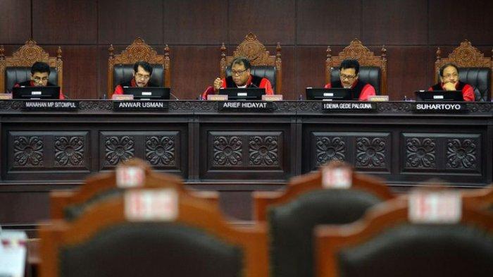 Ketatnya Pengamanan Sembilan Hakim MK: Alasan AHY Absen Nonton Bareng di Kertanegara