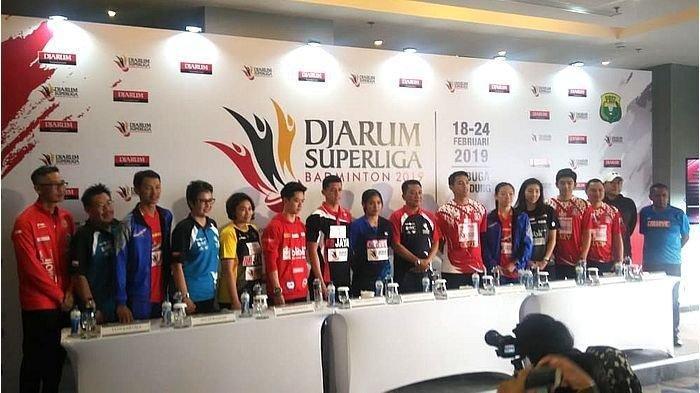 Live Trans7 & TVRI, Jadwal Siaran Langsung Indonesia Open 2019, Berikut Hasil Undian Wakil Indonesia