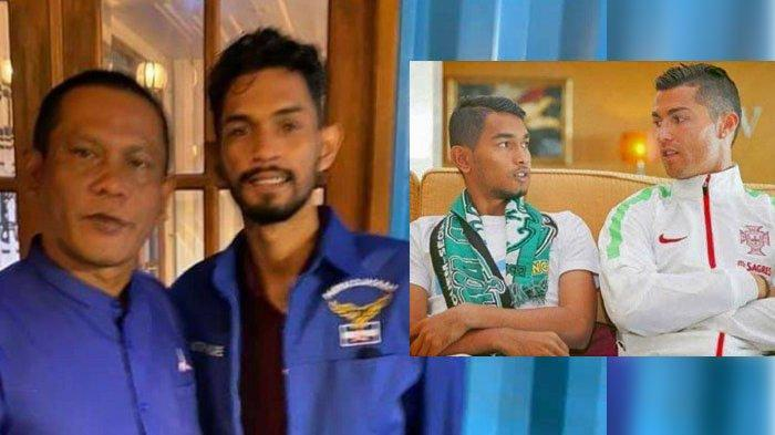 Dulu Selamat Dari Tsunami, Lalu Jadi Anak Angkat Cristiano Ronaldo, Martunis Kini Kader Demokrat