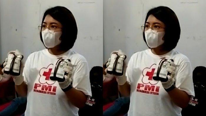 Ketua PMI Minut Kristi Karla Arina Lotulung, Aktif Mendonor Demi Kemanusiaan