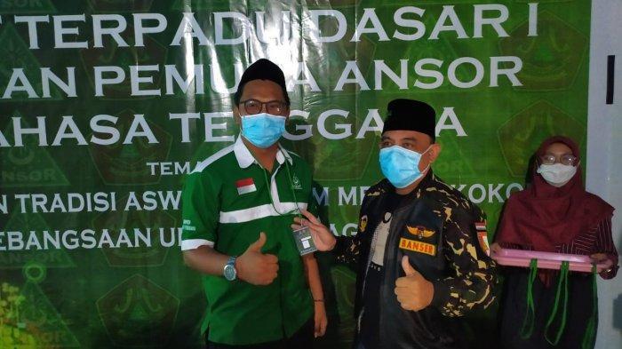 GP Ansor Mitra Ditantang Lahirkan Kader Militan Pembela NKRI