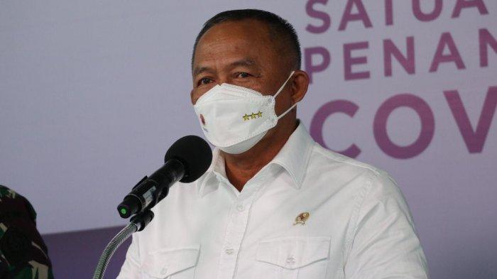 Ketua Satgas Covid-19 Letjen Ganip Warsito Imbau Masyarakat Tak Ragu Jalani Isolasi Terpusat