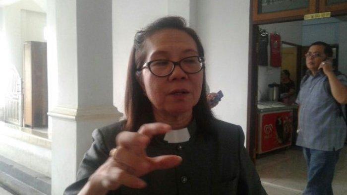 Imbauan GMIBM terkait Pemboman di Makassar: Mari Praktekkan Doa Kristus di Salib