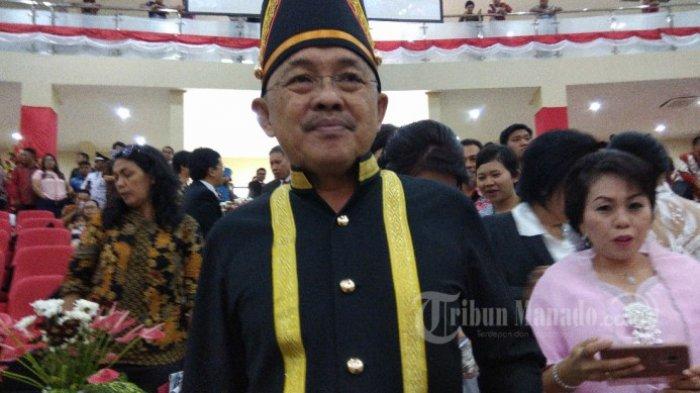 Wenny Lumentut Nyatakan Siap Bertarung di Pilwako Tomohon
