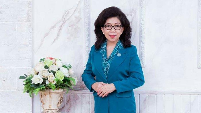 Ketua PPK Kota Manado Ajak Wanita Periksa Tes IVA, Hadirkan 'Panada Tante' dan 'Susiantariksa'