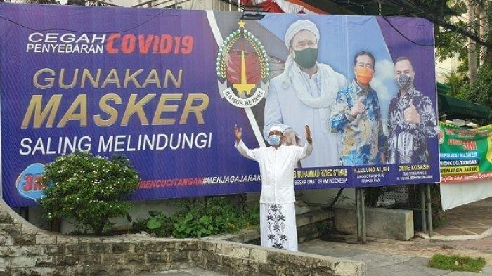 BamusBetawiTunggu Respon Positif Pangdam Jaya soal Pencopotan Baliho: Itu Kampanye 3 M