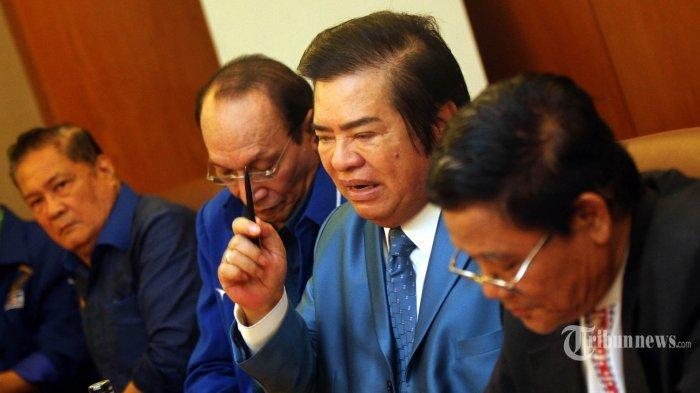 Putra Kawanua Ventje Rumangkang Ternyata Pendiri Utama Partai Demokrat, Dialah yang Minta SBY