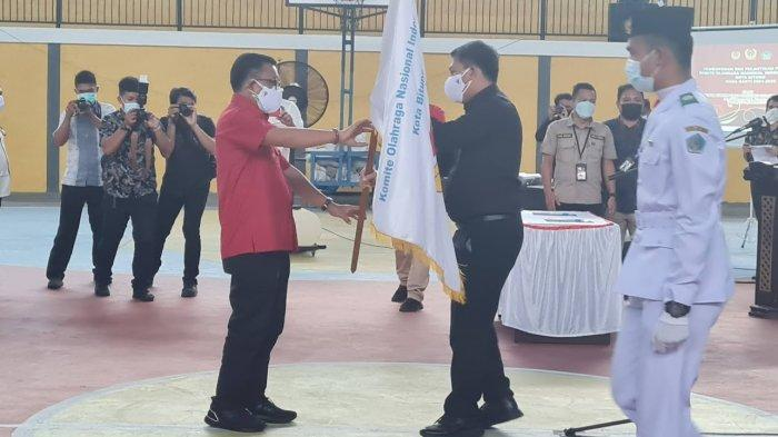 Steven Kandouw Lantik Maurits Mantiri Cs Jadi Pengurus KONI Kota Bitung