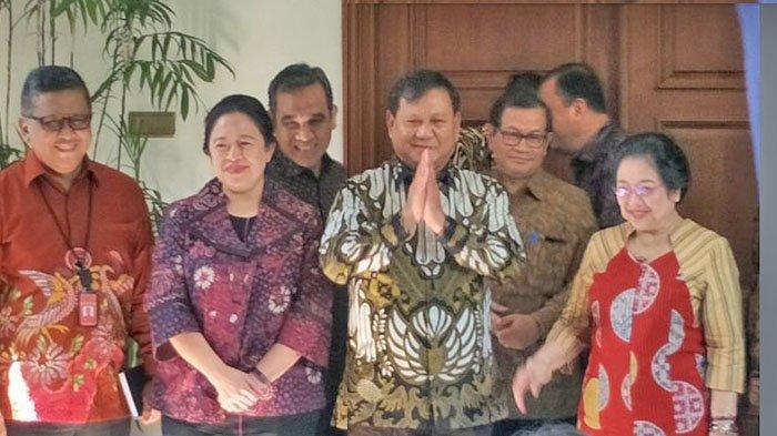 Pertemuan Surya Paloh Cs Gagalkan Jokowi Ikut Makan Siang Bareng Megawati dan Prabowo Subianto