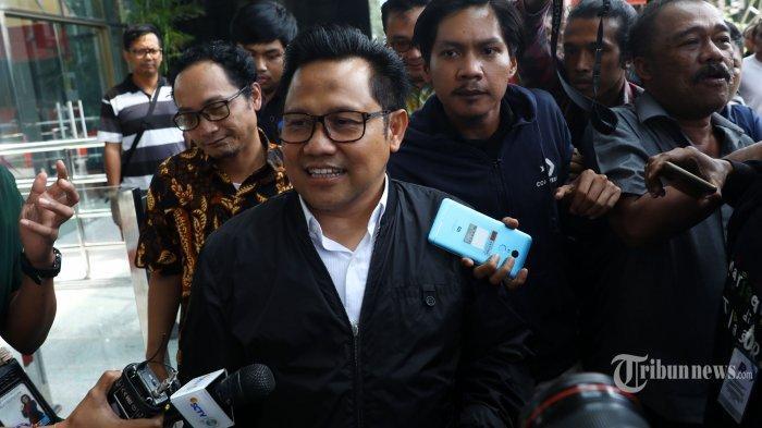 Ketua Umum Partai Kebangkitan Bangsa Muhaimin Iskandar.