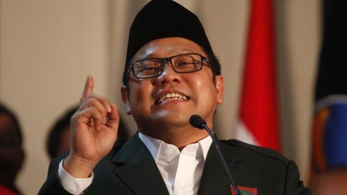 Ketua Umum Partai Kebangkitan Bangsa, Muhaimin Iskandar.