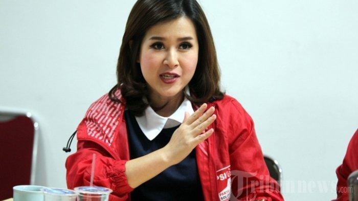 Sosok Grace Natalie, Ketum PSI yang Tegaskan Tak Meminta Jatah Menteri dari Jokowi