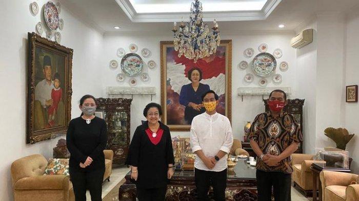 Gibran Segera Diperkenalkan ke Struktur PDIP Kota Solo, Ingat Pesan Megawati Tetap Turun ke Bawah