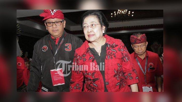 Ini Gambaran Struktur Pengurus DPP PDIP Periode 2019-2024, Pasca Megawati Dipilih Aklamasi