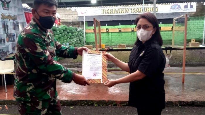 Miky Wenur, Tokoh Perempuan Tomohon yang Bakal Pimpin Cabor Menembak Kontingen Sulut di PON Papua