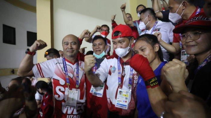 KONI Sulut Apresiasi Perjuangan Seluruh Atlet di PON XX Papua 2021