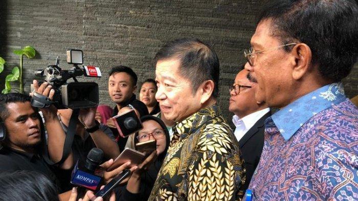 Empat Ketua Parpol Pendukung Jokowi Ini Bertemu, Amankan Jatah Menteri dan Ketua MPR?