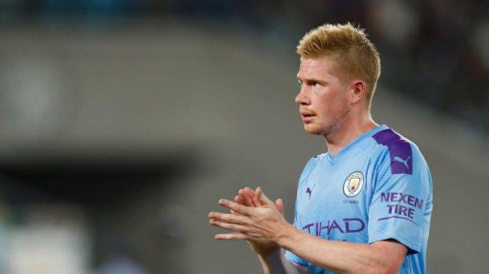 Manchester City Tidak Butuh Waktu Lama Melatih Formasi yang Hancurkan Man United