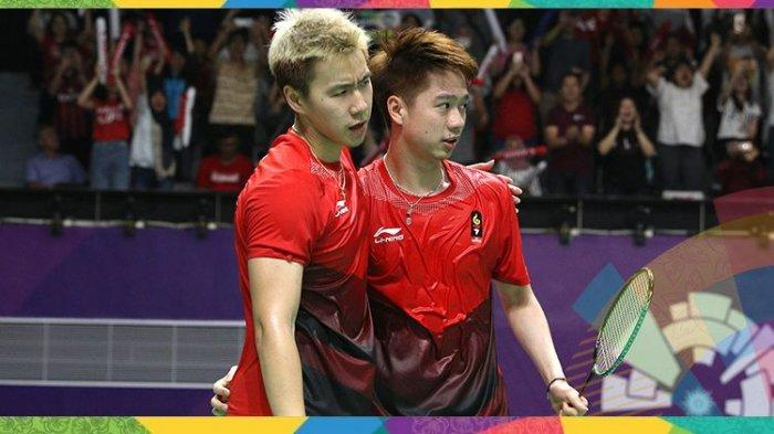 SEDANG BERLANSUNG Live Streaming TVRI Piala Sudirman 2019, Indonesia vs China Taipei, Tonton Via HP