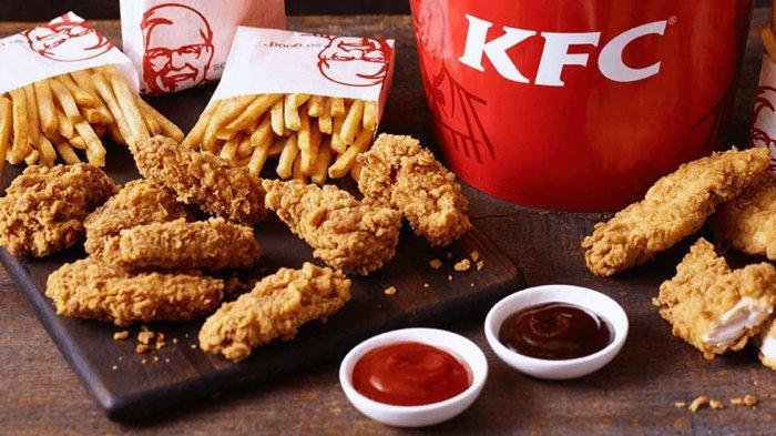 PROMO KFC Terbaru, Beli 9 Potong Ayam Hanya Rp 95 Ribuan, Berlaku hingga 28 Januari 2021