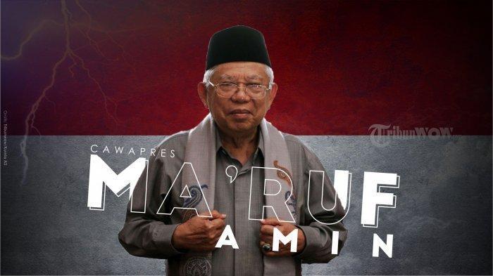 Gebrakan Wapres Ma'ruf Amin Untuk KPK, Mencegah Aksi Sistematis'Tikus-tikus Nakal' Pakai 3 Cara Ini