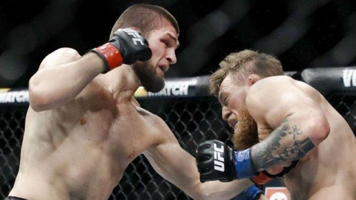 Usai UFC Buka Peluang Rematch Kontra McGregor, Ini Tanggapan Manajer Khabib Nurmagomedov