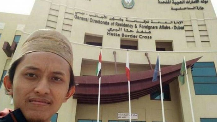 Luar Biasa! Ingin Naik Haji, Pemuda Ini Jalan Kaki dari Pekalongan ke Arab Saudi