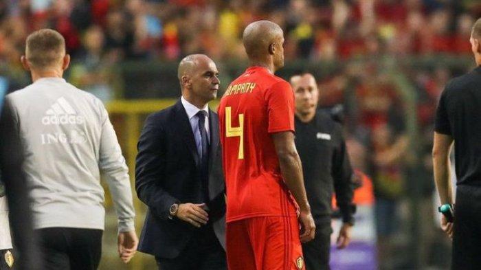 Sepak Bola Penuh Risiko Belgia ala Roberto Martinez