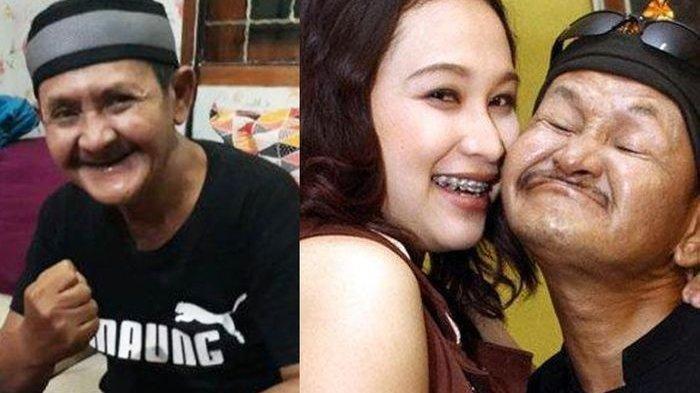 Sosok Dewi Lestari Istri Muda Ki Daus, Beda Usia 34 Tahun, Kini Bahagia Sudah Punya Anak