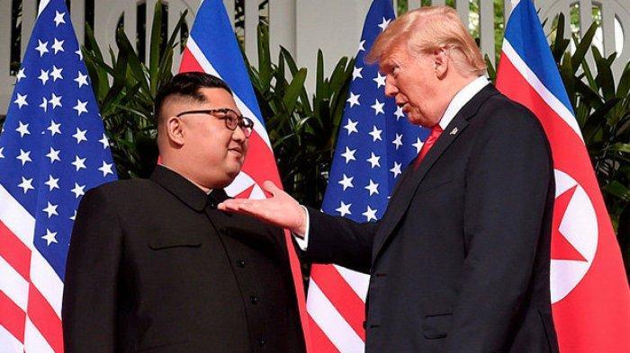 Tawaran Donald Trump Kepada Kim Jong Un: Saya Bisa Mengantarmu Pulang Dalam Dua Jam Jika Anda Mau